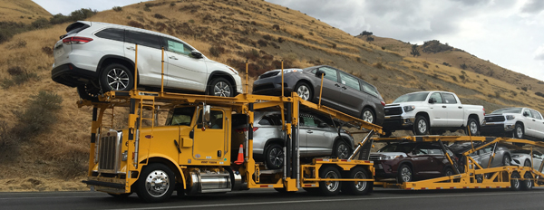 commercial auto transport